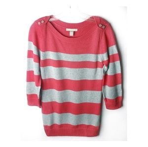 New Banana Republic women's medium coral sweater